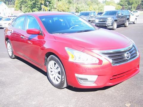 2015 Nissan Altima for sale in Thompsontown PA