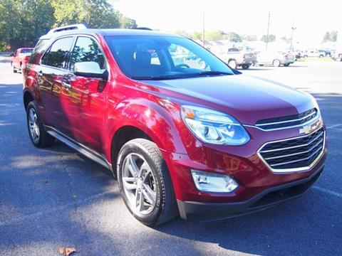 2016 Chevrolet Equinox for sale in Thompsontown, PA