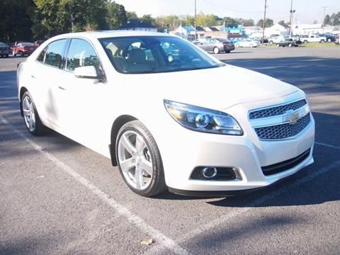 2013 Chevrolet Malibu for sale in Thompsontown PA