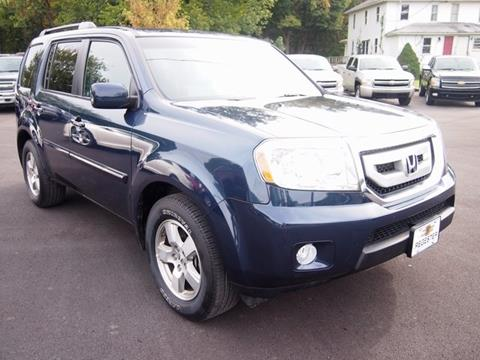 2011 Honda Pilot for sale in Thompsontown, PA