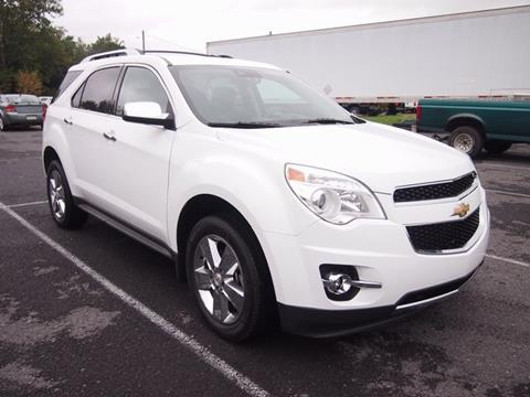2013 Chevrolet Equinox for sale in Thompsontown, PA