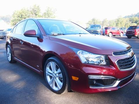 2016 Chevrolet Cruze Limited for sale in Thompsontown, PA