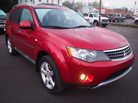 2009 Mitsubishi Outlander for sale in Thompsontown PA