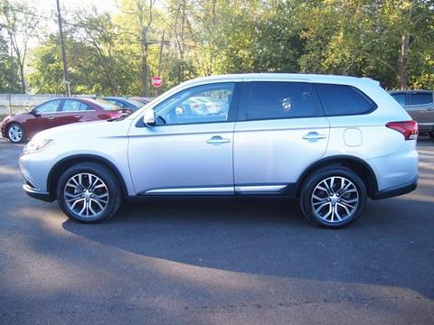 2016 Mitsubishi Outlander for sale in Thompsontown, PA