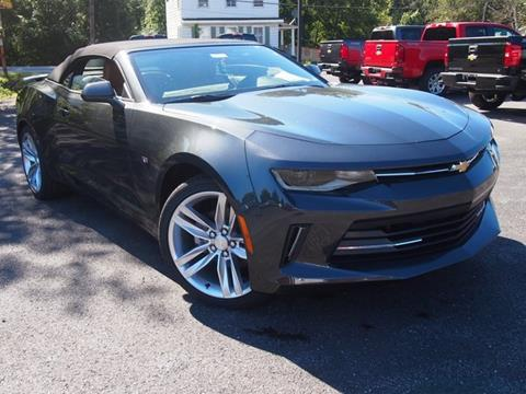 2017 Chevrolet Camaro for sale in Thompsontown, PA