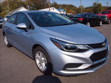 2017 Chevrolet Cruze for sale in Thompsontown, PA