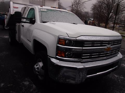 2016 Chevrolet Silverado 3500HD for sale in Thompsontown, PA