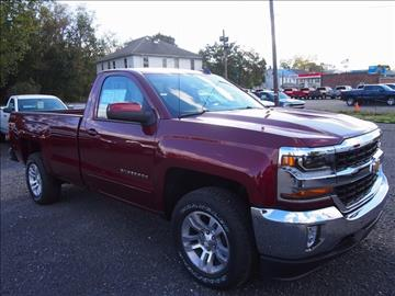 2017 Chevrolet Silverado 1500 for sale in Thompsontown, PA