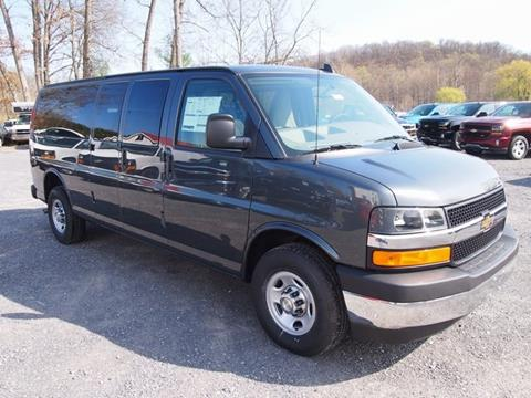 2017 Chevrolet Express Passenger for sale in Thompsontown, PA