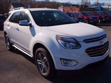 2017 Chevrolet Equinox for sale in Thompsontown, PA