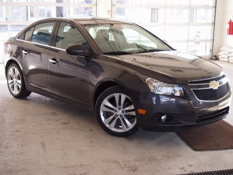 2014 Chevrolet Cruze for sale in Thompsontown, PA