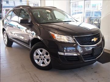 2013 Chevrolet Traverse for sale in Thompsontown, PA