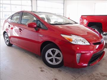 2014 Toyota Prius for sale in Thompsontown, PA