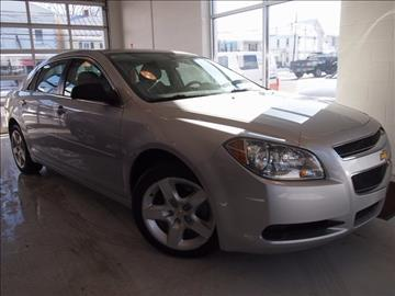2012 Chevrolet Malibu for sale in Thompsontown, PA