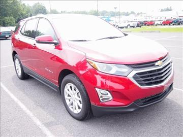 2018 Chevrolet Equinox for sale in Thompsontown, PA