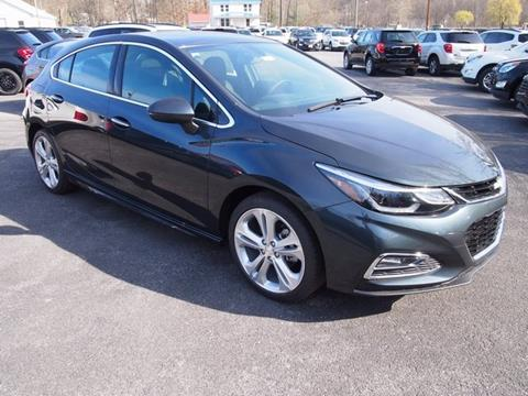 2017 Chevrolet Cruze for sale in Thompsontown PA