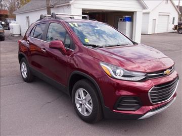 2017 Chevrolet Trax for sale in Thompsontown, PA