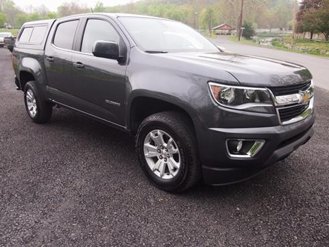 2016 Chevrolet Colorado for sale in Thompsontown PA