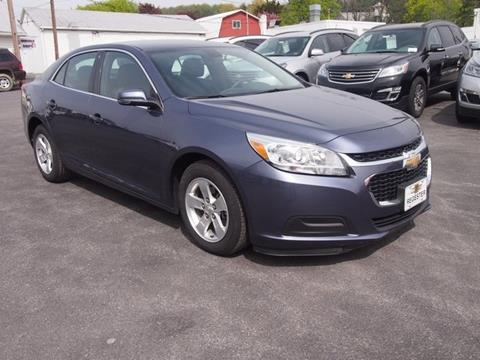 2014 Chevrolet Malibu for sale in Thompsontown PA