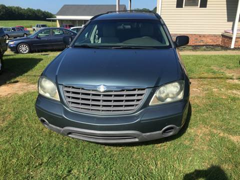 2006 Chrysler Pacifica for sale in Starr, SC