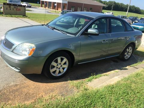 2006 Ford Five Hundred for sale in Starr, SC