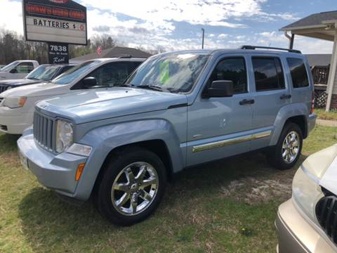 Used Jeep Liberty For Sale >> Jeep Liberty For Sale In Starr Sc Shaw S Used Cars