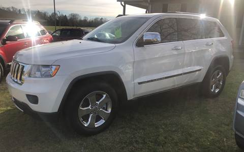 2011 Jeep Grand Cherokee for sale in Starr, SC