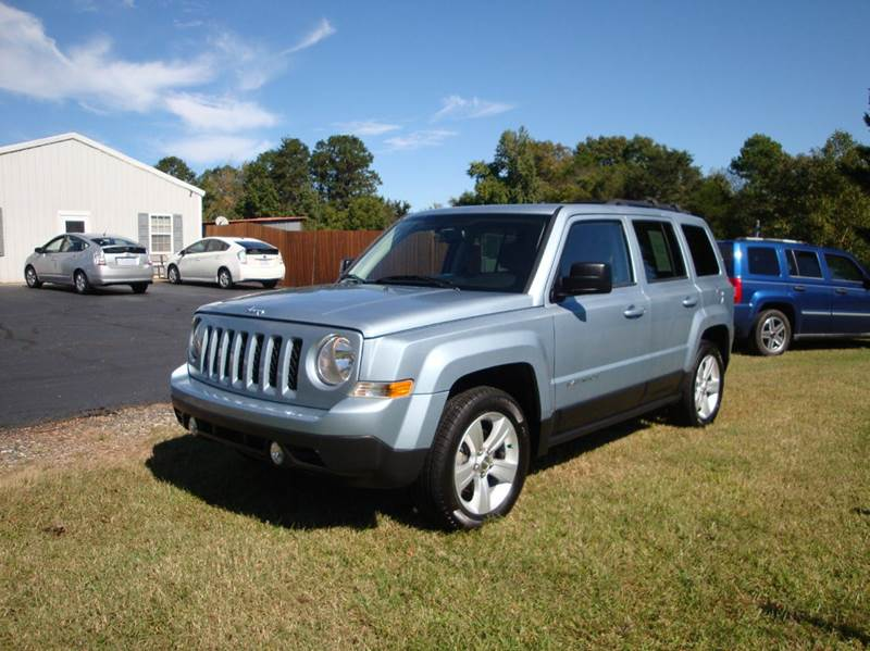 2014 Jeep Patriot for sale at First Choice Auto Sales in Lawndale NC
