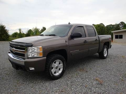 2007 Chevrolet Silverado 1500 for sale at First Choice Auto Sales in Lawndale NC