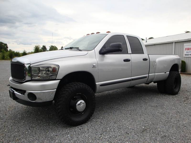 2006 Dodge Ram Pickup 3500 for sale at First Choice Auto Sales in Lawndale NC