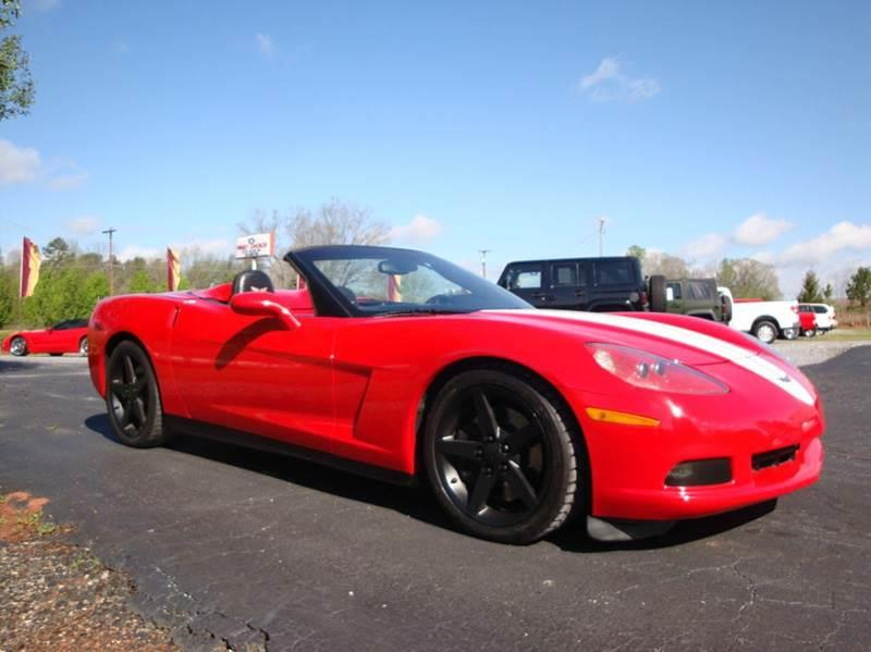 2005 Chevrolet Corvette for sale at First Choice Auto Sales in Lawndale NC