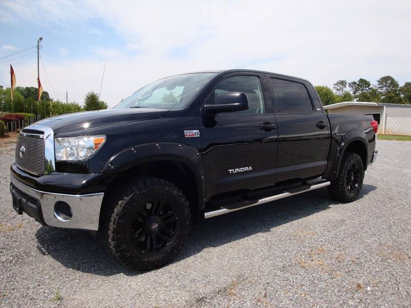 2012 Toyota Tundra for sale at First Choice Auto Sales in Lawndale NC