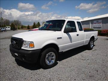 2011 Ford Ranger for sale at First Choice Auto Sales in Lawndale NC