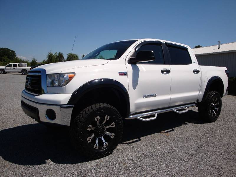 2011 Toyota Tundra for sale at First Choice Auto Sales in Lawndale NC