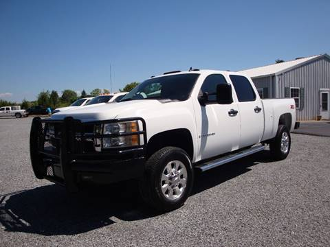 2007 Chevrolet Silverado 2500HD for sale at First Choice Auto Sales in Lawndale NC