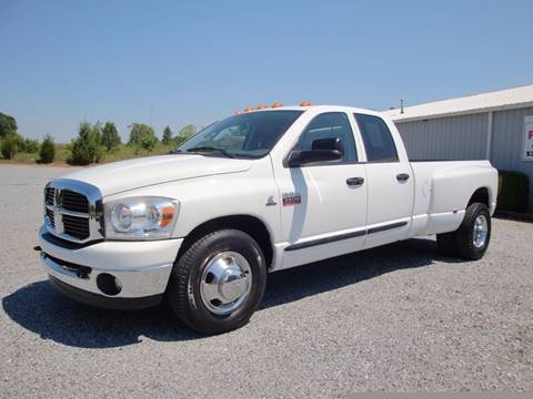 2007 Dodge Ram Pickup 3500 for sale at First Choice Auto Sales in Lawndale NC