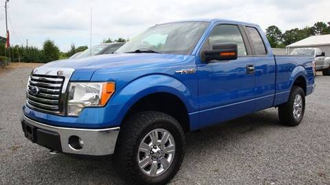 2012 Ford F-150 for sale at First Choice Auto Sales in Lawndale NC