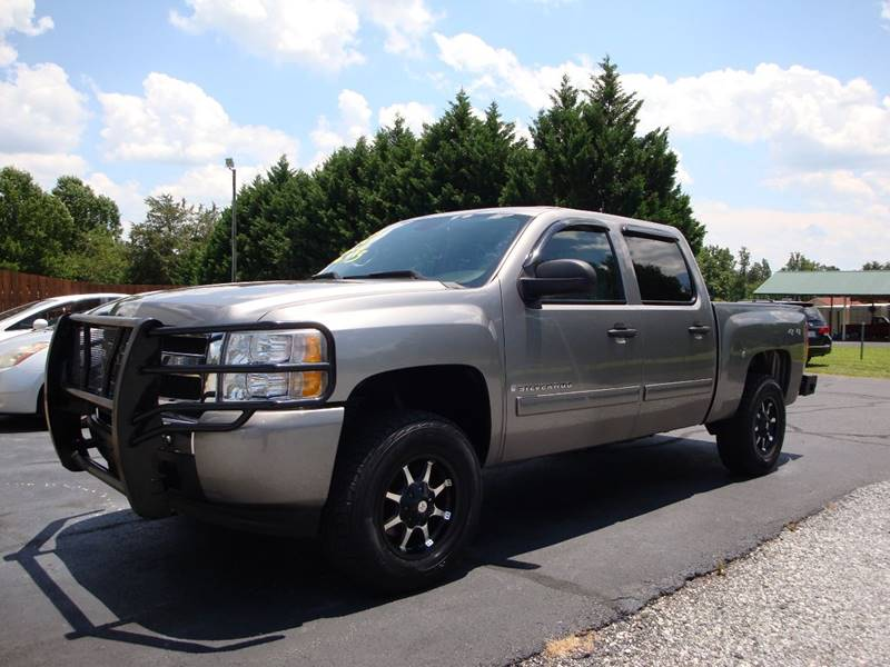 2009 Chevrolet Silverado 1500 for sale at First Choice Auto Sales in Lawndale NC