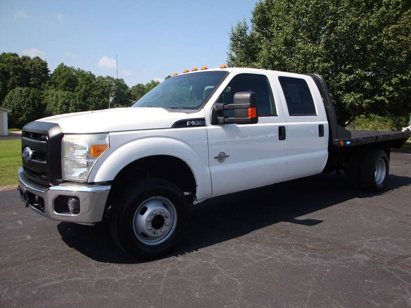 2011 Ford F-350 Super Duty for sale at First Choice Auto Sales in Lawndale NC