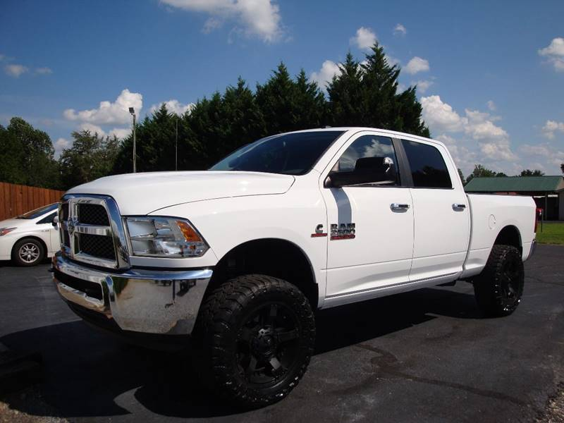 2014 RAM Ram Pickup 2500 for sale at First Choice Auto Sales in Lawndale NC