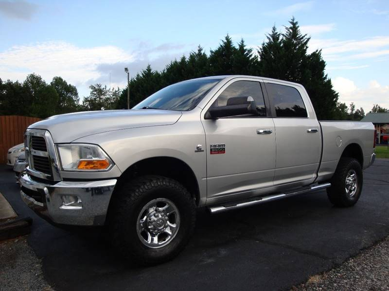 2011 RAM Ram Pickup 3500 for sale at First Choice Auto Sales in Lawndale NC