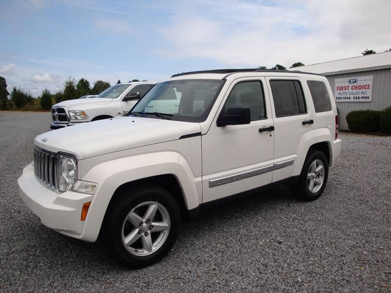 2009 Jeep Liberty for sale at First Choice Auto Sales in Lawndale NC
