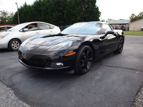2007 Chevrolet Corvette for sale at First Choice Auto Sales in Lawndale NC