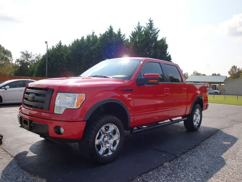 2010 Ford F-150 for sale at First Choice Auto Sales in Lawndale NC