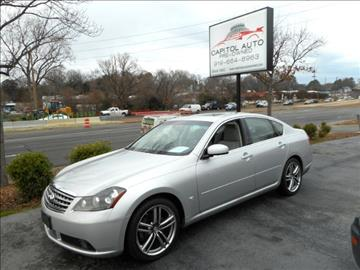 2006 Infiniti M35 for sale in Raleigh, NC
