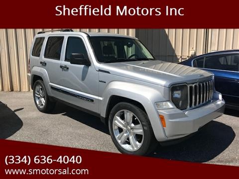 2012 Jeep Liberty for sale in Thomasville, AL