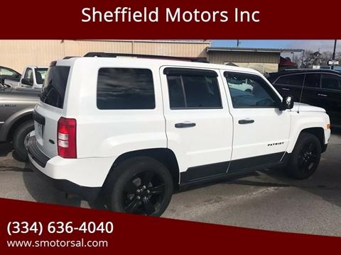 2014 Jeep Patriot for sale in Thomasville, AL