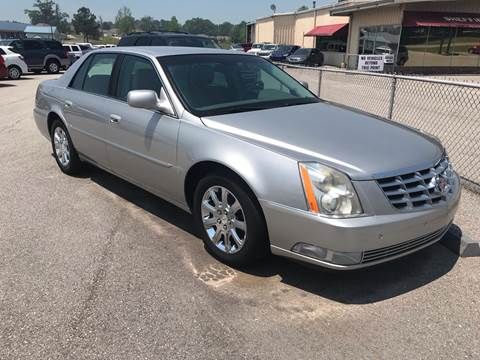 2008 Cadillac DTS for sale in Thomasville, AL