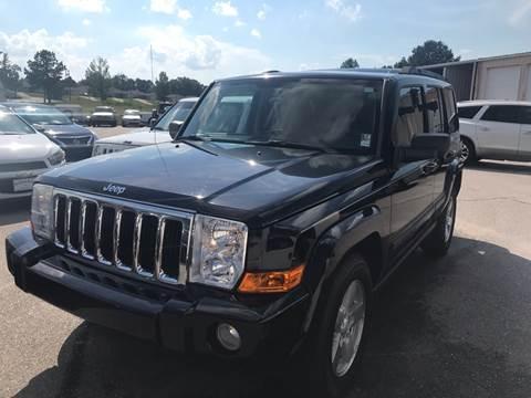 2008 Jeep Commander for sale in Thomasville, AL