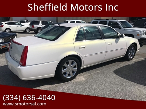 2006 Cadillac DTS for sale in Thomasville, AL
